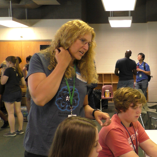 STEM summer camp helps students explore the future of Artificial Intelligence